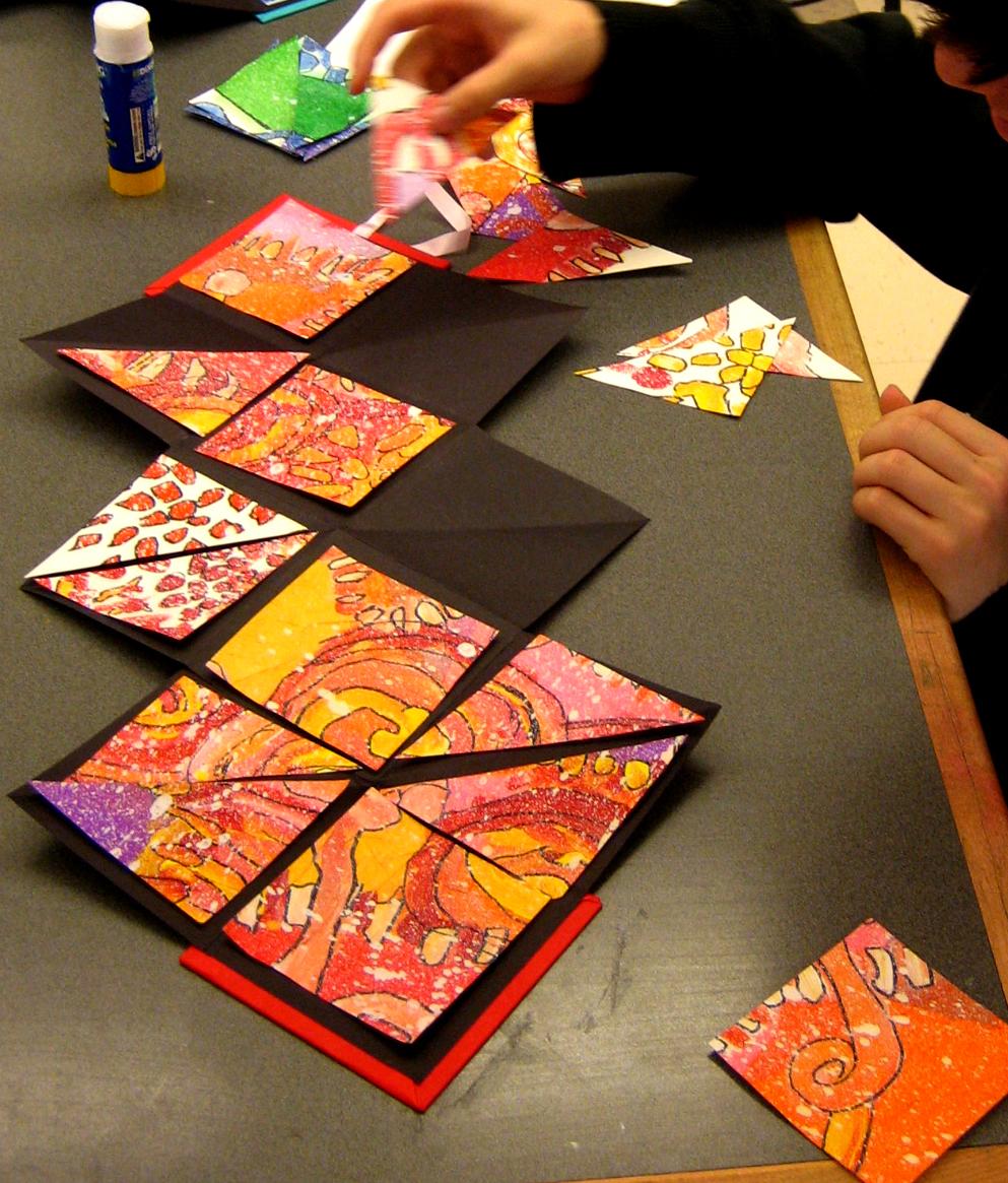 Explosion Books 014 Ms Amsler S Artroom